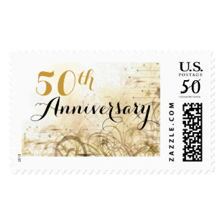 50th Anniversary Postage Stamps