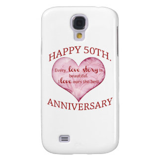 50th. Anniversary Samsung S4 Case