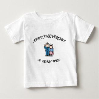 50th. ANNIVERSARY Tshirt
