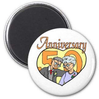 50th anniversary w3 magnet