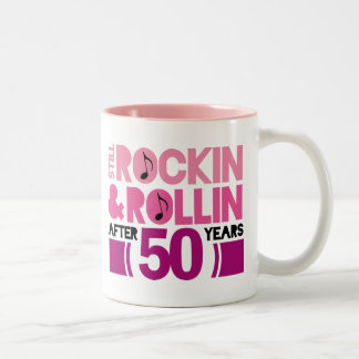 50th Anniversary Wedding Gift Coffee Mugs