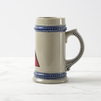 50th Armored Division Beer Stein