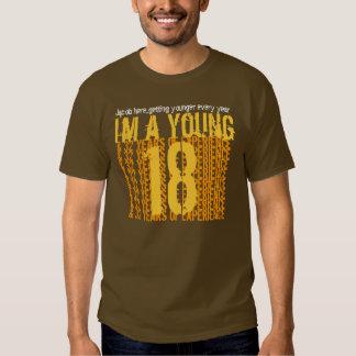 50th Birthday 18 Years 32 Years Experience V03 Shirt