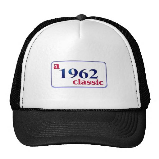 50th Birthday, 1962 Trucker Hat