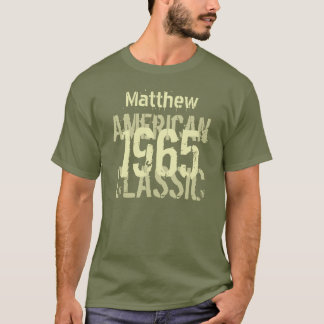 50th Birthday 1965 American Classic for Him L50B T-Shirt
