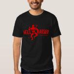 50th Birthday - 5 Decades of Debauchery - Devil T Shirt