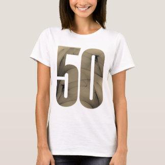 50th Birthday Celebrations T-Shirt
