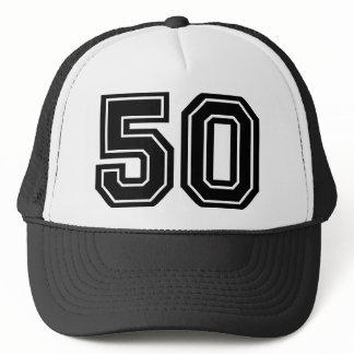 50th Birthday Classic Trucker Hat