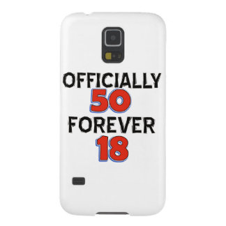 50th birthday designs case for galaxy s5