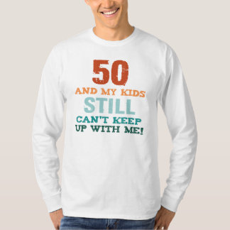 50th Birthday For Parents T-Shirt