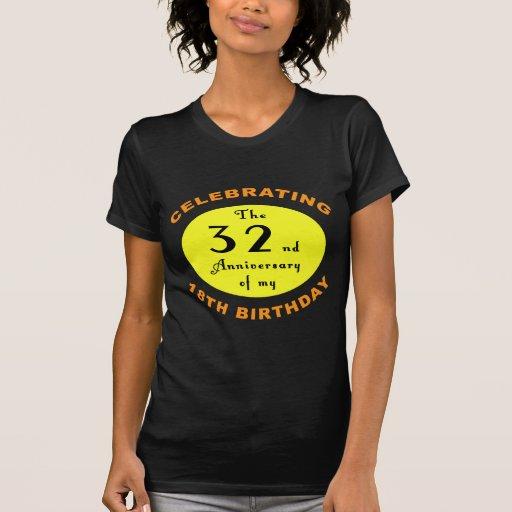 50th Birthday Gag Gift Shirts