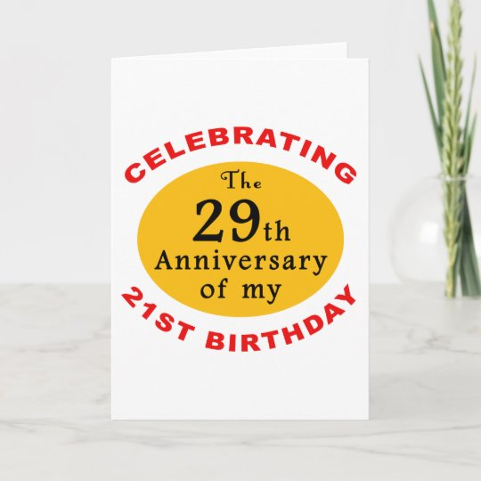 50th Birthday Gag Gifts Card