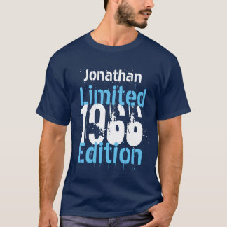50th Birthday Gift 1966 Limited Edition T-Shirt