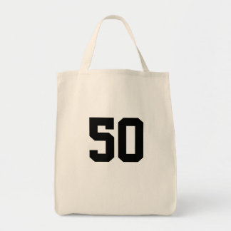 50th Birthday Gift Bag
