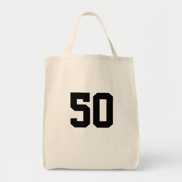 birthday 50th Birthday Gift Bag