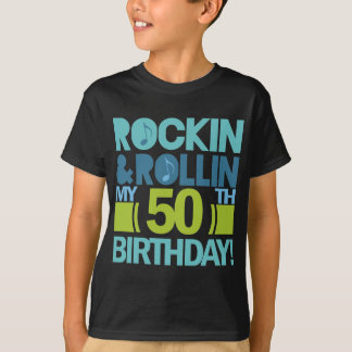 50th Birthday Gift Ideas T-Shirt
