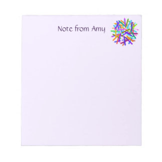 50th Birthday Gifts Notepad