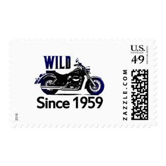 50th Birthday Gifts Stamp