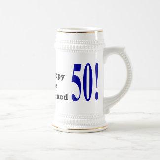 50th Birthday Mug