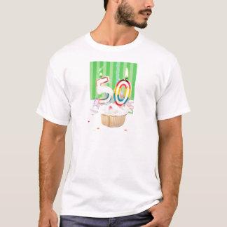 50th birthday party greeting T-Shirt
