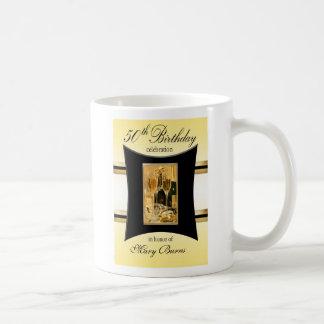 50th Birthday Party Souvenier/Favor Coffee Mug