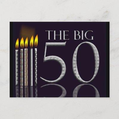 50th Birthday Background