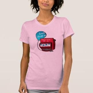 50th Birthday Slot Machine Tee Shirts