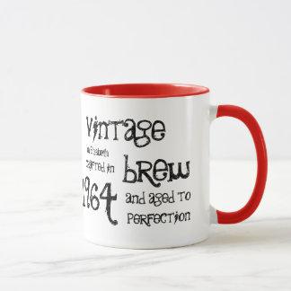50th Birthday Vintage Brew or Any Year V01 Mug