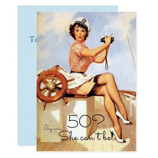 Funny 50th Birthday Invitations Announcements – 50th Birthday Invitations Funny