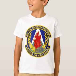 50th Civil Engineer Squadron T-Shirt