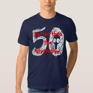 50th Funny Gag Gift Birthday Shirt
