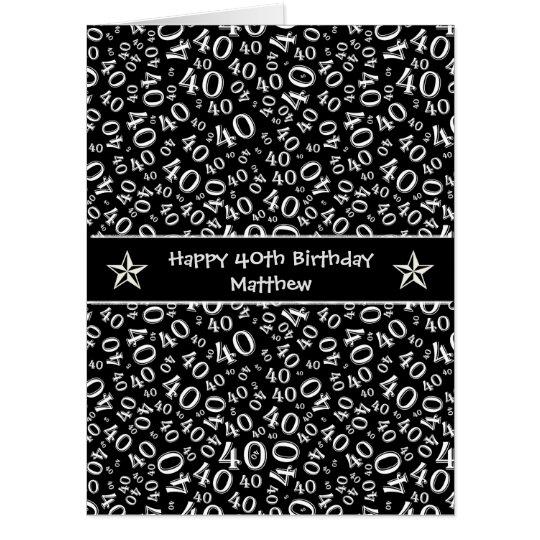 50th Gigantuous Congratulations Fiftieth Birthday Card Zazzle