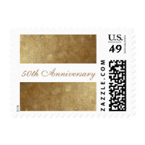 50th Gold Blends Anniversary Postage Stamps