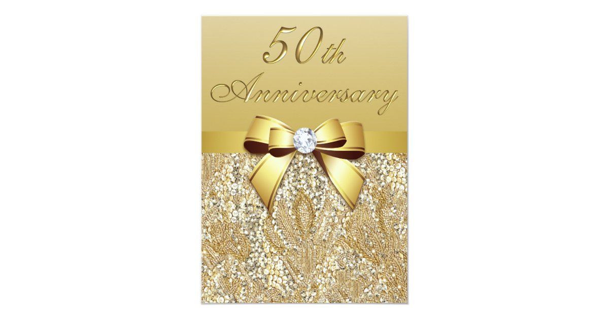 Anniversary Invitations & Announcements   Zazzle