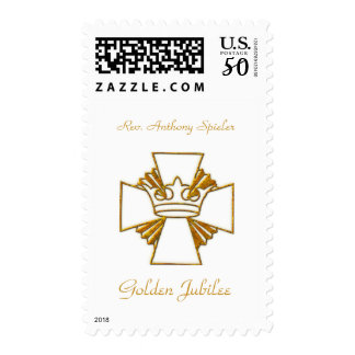 50th Golden Jubilee Priest Ordination Anniversary Postage