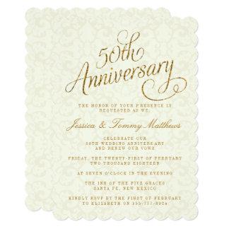 Online wedding anniversary invitations