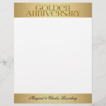 50th Golden Wedding Annivsersary Names