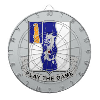 50th Infantry Regiment - Play The Game Dartboard