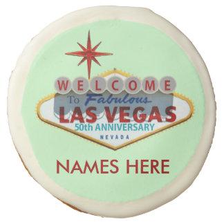 50TH Las Vegas Anniversary COOKIES