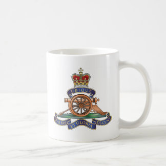 50th Missile Regiment Royal Artillery Coffee Mug