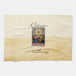 Th golden jubilee priest ordination gifts on zazzle