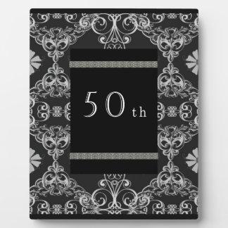 50th plaque