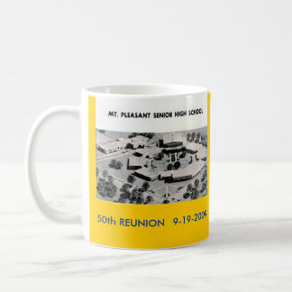 50th reuniontemp2 coffee mug