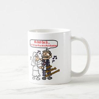 50th wedding anniversary 6t coffee mug