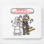 50th wedding anniversary 6t mouse mat