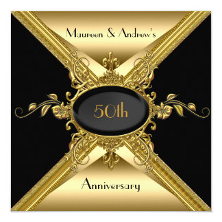 50th Wedding Anniversary Gift Ideas New Zealand : ... 50th anniversary gold golden heart black 50th wedding anniversary gold