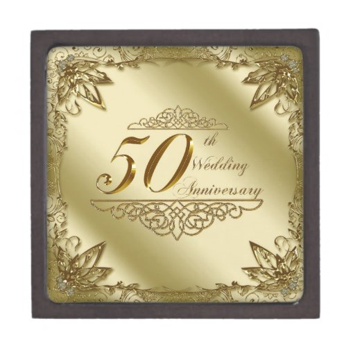 Wedding Anniversary Gift Box : 50th_wedding_anniversary_gift_box_premium_gift_box ...