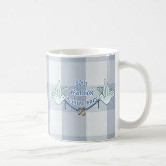 50th Wedding Anniversary Gifts Coffee Mug