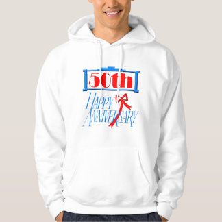 50th Wedding Anniversary Gifts Hoodie