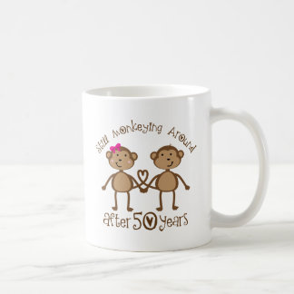 50th Wedding Anniversary Gifts Coffee Mugs